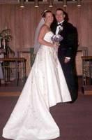 Highlight for Album: Brian & Kelly's Wedding August 16, 2002
