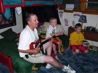 Highlight for Album: Caledonia Summer Trip 2007 & Brian's 33rd Birthday