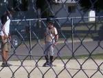 Highlight for Album: TJ's Baseball Game
